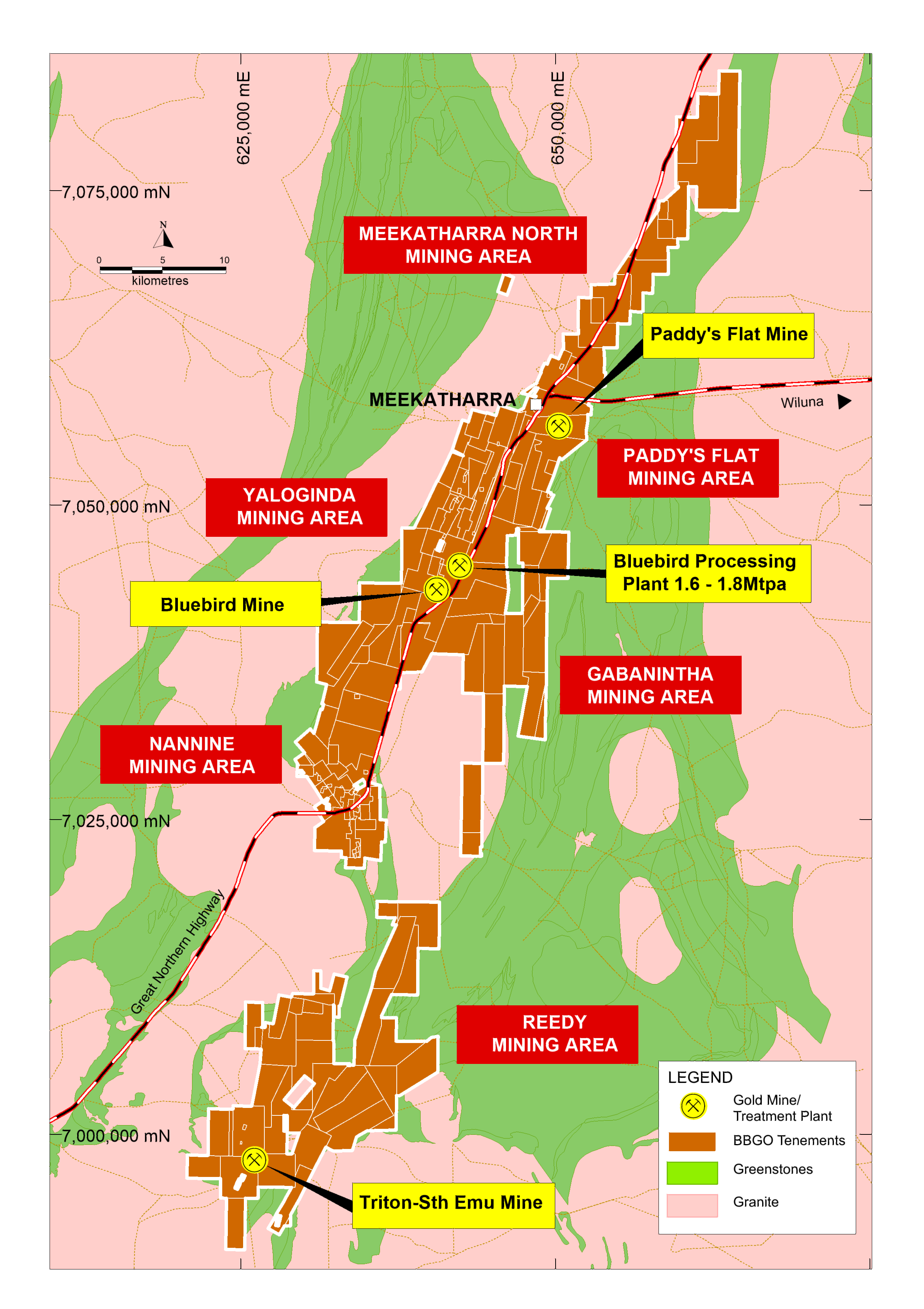 Meekatharra Gold Operations
